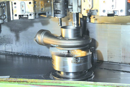 CNC Machining Services - Asheville, North Carolina